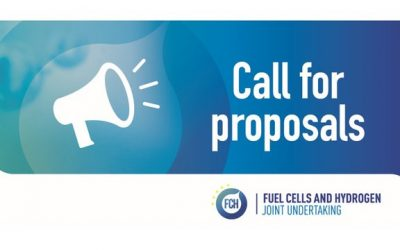 2020 FCH2-CALL FOR PROPOSALS LAUNCHED: €93 MILLION AVAILABLE FOR 24 TOPICS
